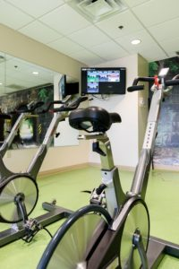 Cycling and MyZone