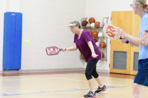 Pickleball Gym